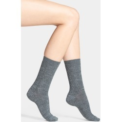 Women's Smartwool 'Cable Ii' Crew Socks, Size Small - Grey found on MODAPINS from Nordstrom for USD $18.95