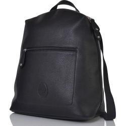 Infant Girl's Pacapod Hartland Faux Leather Convertible Diaper Backpack - Black found on Bargain Bro Philippines from Nordstrom for $190.00