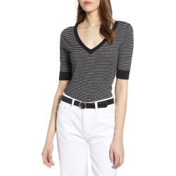 Women's Halogen Double V-Neck Sweater found on MODAPINS from Nordstrom for USD $29.40