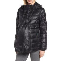 Women's Modern Eternity Lightweight Puffer Convertible 3-In-1 Maternity Jacket found on Bargain Bro India from Nordstrom for $185.00