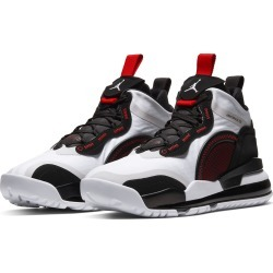 Men's Jordan Aerospace 720 High Top Sneaker, Size 8.5 M - White found on Bargain Bro Philippines from LinkShare USA for $200.00