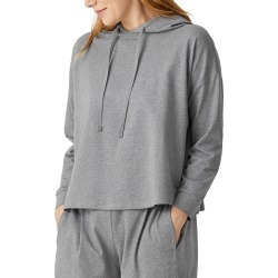 Women's Eileen Fisher Hoodie, Size X-Large - Grey found on Bargain Bro Philippines from Nordstrom for $148.00