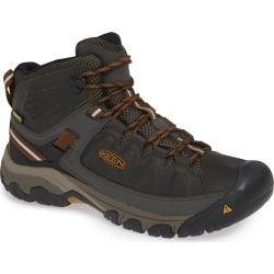 Men's Keen Targhee Iii Mid Waterproof Hiking Boot, Size 7 W - Green found on Bargain Bro India from Nordstrom for $150.00