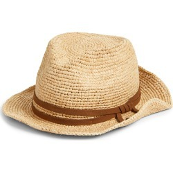 Women's Treasure & Bond Straw Hat - Brown found on Bargain Bro India from Nordstrom for $39.00