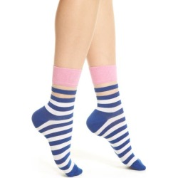Women's Hysteria By Happy Socks Verna Crew Socks found on MODAPINS from Nordstrom for USD $18.00