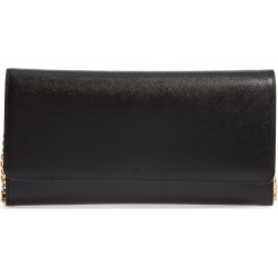 Nordstrom Selena Leather Clutch - Black found on Bargain Bro Philippines from Nordstrom for $99.00