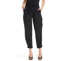 Women's Ulla Johnson Storm Tie Waist Tapered Jeans found on MODAPINS from LinkShare USA for USD $375.00