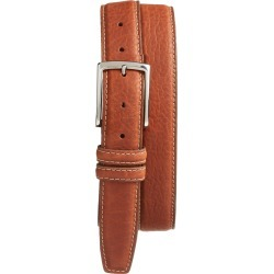 Men's Torino Leather Belt, Size 40 - Tan Brown found on Bargain Bro India from Nordstrom for $120.00
