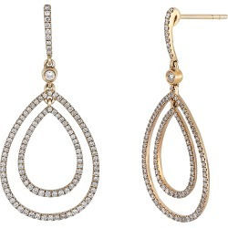Women's Bony Levy Diamond Drop Earrings (Nordstrom Exclusive) found on Bargain Bro Philippines from Nordstrom for $3795.00