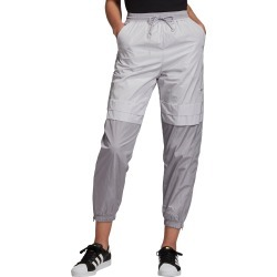 Women's Adidas Originals Cuffed Lined Pants, Size X-Large - Grey found on MODAPINS from Nordstrom for USD $75.00
