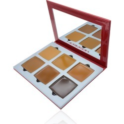 Aj Crimson Beauty Artist Kit Dual Skin Creme Foundation Palette - Warm/ Deep found on Bargain Bro Philippines from Nordstrom for $149.00