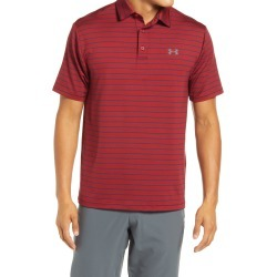Men's Under Armour Playoff 2.0 Loose Fit Polo, Size Large - Red found on Bargain Bro India from Nordstrom for $65.00