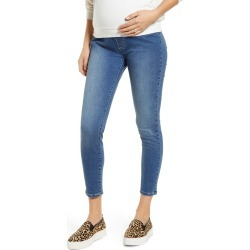 Women's Angel Maternity High Waist Crop Maternity Jeans found on MODAPINS from LinkShare USA for USD $79.95