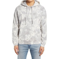Men's Blanknyc Silver Bullet Hoodie, Size Large - Grey found on Bargain Bro from Nordstrom for USD $66.88