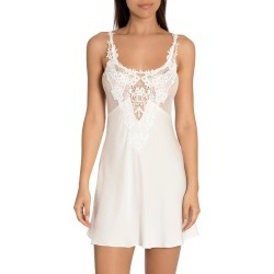 Women's In Bloom By Jonquil Yesterday Chemise, Size X-Large - Ivory found on Bargain Bro Philippines from Nordstrom for $62.00