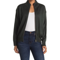 FRNCH Front Zip Cardigan Sweater at Nordstrom Rack found on MODAPINS from Nordstrom Rack for USD $96.00