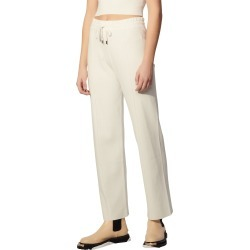 Women's Sandro Front Seam Pants, Size 4 US - White found on Bargain Bro from Nordstrom for USD $212.80