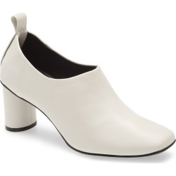 Women's Jeffrey Campbell Bootie, Size 8.5 M - Ivory found on MODAPINS from Nordstrom for USD $63.98
