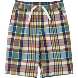 Toddler Boy's Peek Aren'T You Curious Kids' Plaid Shorts, Size 2T - Grey found on Bargain Bro Philippines from Nordstrom for $44.00