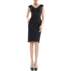 Women's Marsoni Embroidered Cocktail Dress found on MODAPINS from Nordstrom for USD $166.40