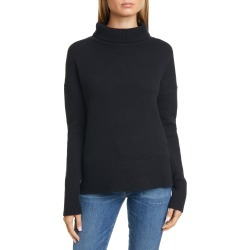 Women's Nordstrom Signature Turtleneck Cashmere Sweater, Size X-Small - Black found on Bargain Bro India from LinkShare USA for $83.70