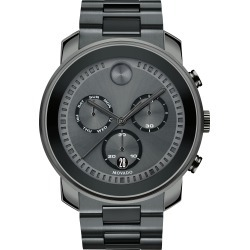 Men's Movado Bold Metals Chronograph Bracelet Watch, 47Mm found on Bargain Bro India from Nordstrom for $995.00