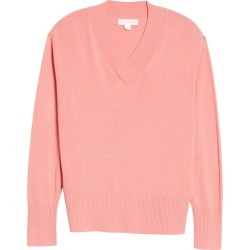 Women's Treasure & Bond V-Neck Sweater found on MODAPINS from Nordstrom for USD $41.40