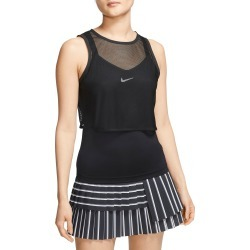 Women's Nike Nikecourt Dri-Fit Elevated Tank found on Bargain Bro India from LinkShare USA for $60.00