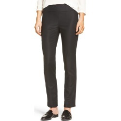 Women's Nic+Zoe The Perfect Slim Ankle Pants, Size 2 - Black