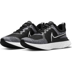 Women's Nike React Infinity Run Flyknit 2 Running Shoe, Size 9 M - Black found on Bargain Bro from Nordstrom for USD $121.60