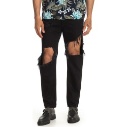 Diesel Mharky Distressed Ripped Slim Skinny Jeans at Nordstrom Rack found on Bargain Bro India from Nordstrom Rack for $228.00