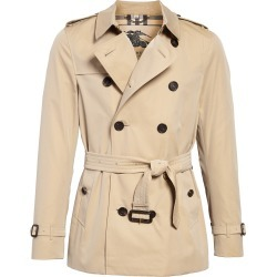 Men's Burberry Sandringham Short Double Breasted Trench Coat found on MODAPINS from LinkShare USA for USD $1690.00
