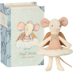 Girl's Maileg Angel Mouse In A Book found on Bargain Bro Philippines from Nordstrom for $31.00