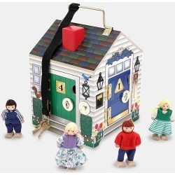 Toddler Melissa & Doug 'Doorbell' House found on Bargain Bro India from Nordstrom for $29.99