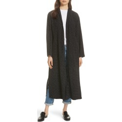 Women's Eileen Fisher Belted Long Kimono Jacket