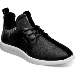 Men's Stacy Adams Briscoe Sneaker, Size 13 M - Black found on Bargain Bro Philippines from LinkShare USA for $70.00