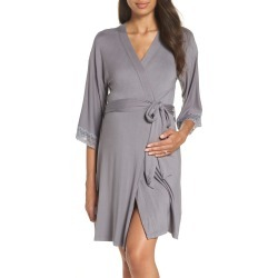 Women's Belabumbum 'Eva' Maternity Robe found on MODAPINS from Nordstrom for USD $62.00