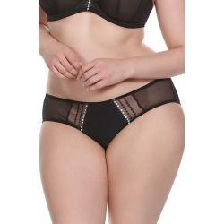Women's Elomi Matilda Full Figure Bikini, Size X-Large - Black found on MODAPINS from Nordstrom for USD $32.00