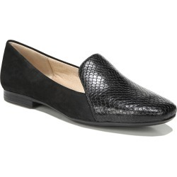 Women's Naturalizer Emiline Flat Loafer, Size 8 N - Black found on Bargain Bro from Nordstrom for USD $68.36