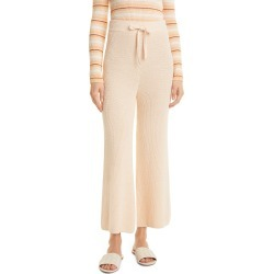 Women's A.l.c. Martell High Waist Crop Flare Leg Pants, Size X-Large - Beige found on Bargain Bro India from Nordstrom for $325.00