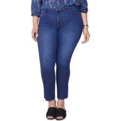 Plus Size Women's Nydj Sheri Slim Jeans found on MODAPINS from Nordstrom for USD $81.75
