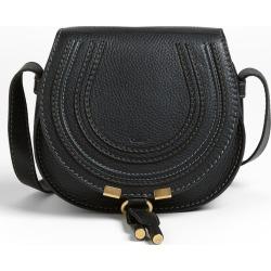Chloe Mini Marcie Leather Crossbody Bag -