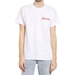 Men's Carrots By Anwar Carrots Men's Logo Graphic Tee, Size X-Small - Black