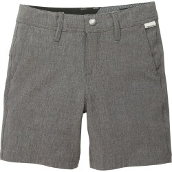 Toddler Boy's Volcom Surf N' Turf Static Hybrid Shorts, Size 4T - Grey found on Bargain Bro Philippines from Nordstrom for $37.00