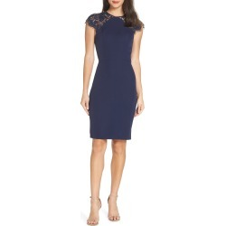 Women's Chi Chi London Sorcha Lace Detail Cocktail Sheath found on MODAPINS from Nordstrom for USD $95.00
