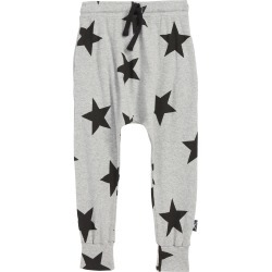 Toddler Boy's Nununu Star Baggy Pants, Size 2-3Y - Grey found on Bargain Bro India from Nordstrom for $58.00