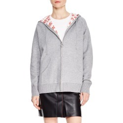 Women's Sandro Gwendoline Hoodie found on MODAPINS from Nordstrom for USD $316.00