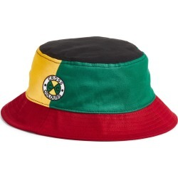 Women's Cross Colours Colorblock Bucket Hat, Size Small/Medium - Black found on Bargain Bro from Nordstrom for USD $34.20