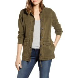 Women's Lucky Brand Utility Jacket found on Bargain Bro India from LinkShare USA for $99.00
