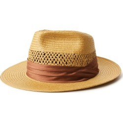 Men's Brixton Goodman Straw Fedora - found on MODAPINS from Nordstrom for USD $41.40